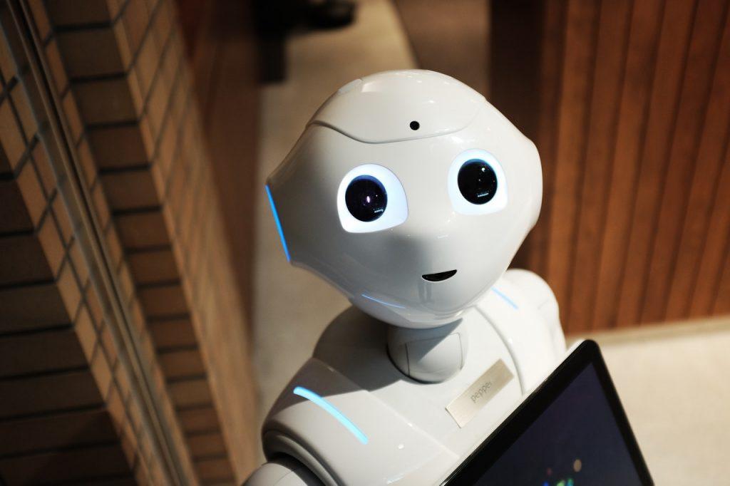 robots assisting kids