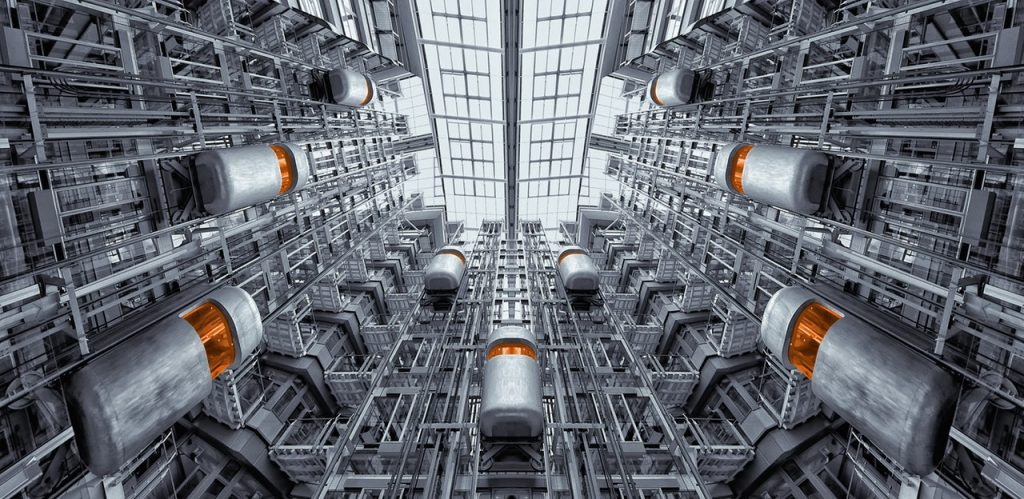 tech in building