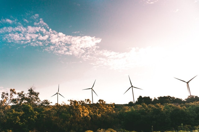 Australian climate and wind energy generation
